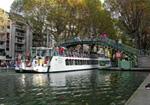 Crucero por el río Sena y los canales de París