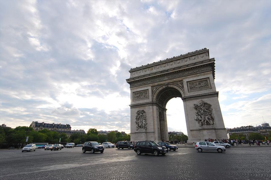 Arco Del Triunfo Historia Precio Horario Y Ubicacion En Paris