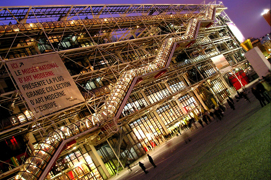 Museo Pompidou.Museo Centro Pompidou Precios Horarios Y Ubicacion En Paris