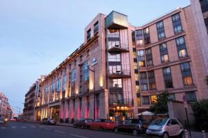 Hilton Arc De Triomphe Paris Hotel