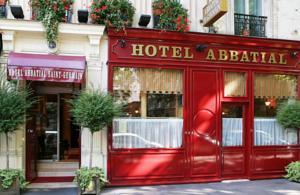 Hotel Abbatial St Germain