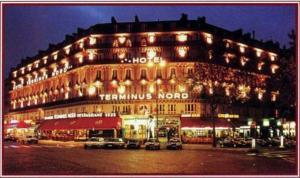 Mercure Paris Terminus Nord