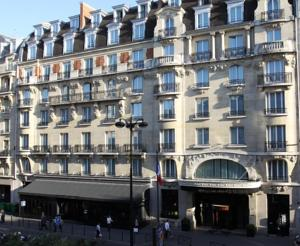 Hôtel Pont Royal
